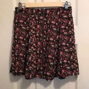 Pins and Needles floral skirt